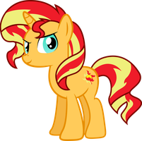 Sunset Shimmer by PaulySentry