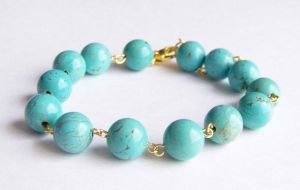 Turquoise Bracelet by ms-pen