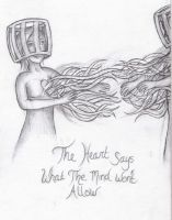 Heart and Mind by WithinItAll