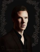 Benedict Cumberbatch - Blacks Series by boop-boop