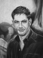 Tom Hardy by phareck