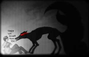 The Beast of Selfdoubt by Ally-the-Fox-20