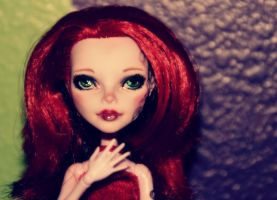 Dance Class Operetta Doll (Custom Monster High) 2 by AliceWHatter