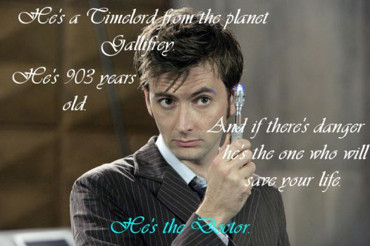 Dr Who-100 pic challenge no.1 by ItsLol
