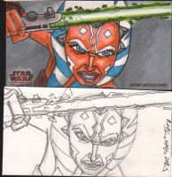 STAR WARS CLONE WARS APS 3 by POPSTATA