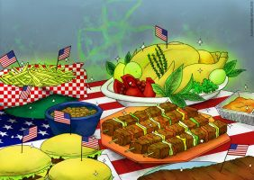 American Food by Spedy93
