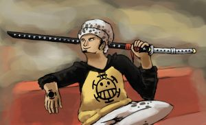 Trafalgar Law by missmagi