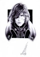 Captain harlock by ppleong