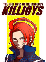 Killjoys - Party Poison by nezumi-zumi