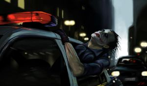 The Joker by xric