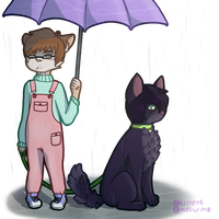 bus stop by meow-png