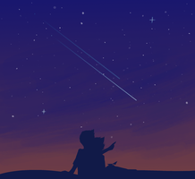 stargazing. by captaincreeds
