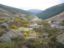 Glendalough, Ireland by wkdown