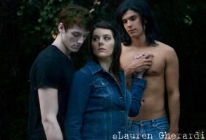 The Infamous Love Triangle by lmgphotography