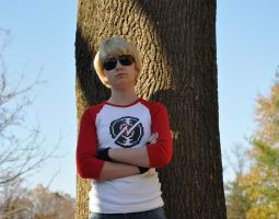 My Dave Strider cosplay by TechWolf25