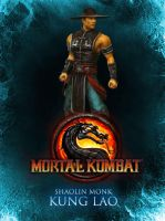 MK Kung Lao by terminator286