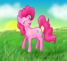 Pinkie Pie by SonicRose