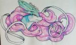 Suicune by SeikaScarlet