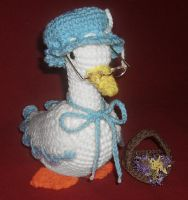 Granny Goose by W0IfDreamer