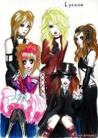 Lycaon by Develv