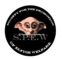 SPEW badge template by patorishikulove