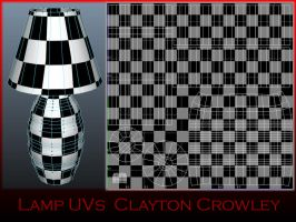 Lamp UV Map Project by Vash-Crowley
