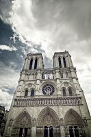 Notre Dame by BlackCarrionRose