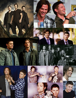 Supernatural Binder Cover by Hikaru-Hitachiin