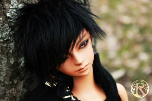 BJD: Forest smiles by RabenKaras