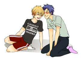 yaoi trash by peppergrasses