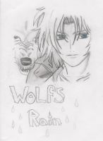 Wolfs Rain by serenitylang