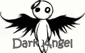 Dark Angel by Red--Roses