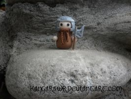 Gimli, son of Gloin by kangarawr