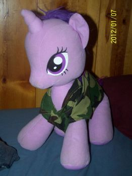 My Little Twilight Plushie LIKE A BOSS! 5 by coonk9