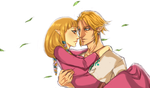 Zelink: I'll Never Let You Go by Deadbeat-Rhapsody
