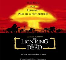 Lion King of the Dead by TobiasWeinald