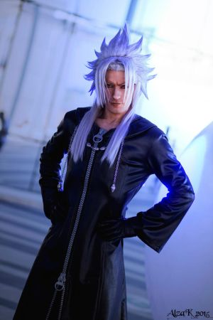 Hear Me, Kingdom Hearts - Xemnas Cosplay by Leon C by LeonChiroCosplayArt