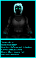 Replicator ID by Youma-Ghost