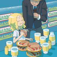 Nathan's Famous Hot Dogs by HotelBlue