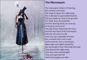 The Mannequin by demonrobber