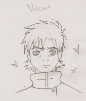 My first Attempt on Vincent by Duelistabbeyryou