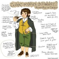 What Makes a Hobbit? According to Tolkien by KAkkoiITO