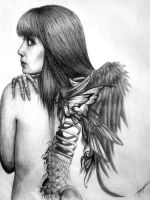 Under My Skin by vampiric-strangel