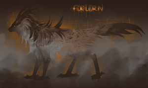 Reference - Forlorn by Arcadine