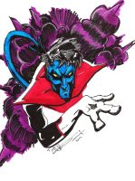nightcrawler by camillo1988