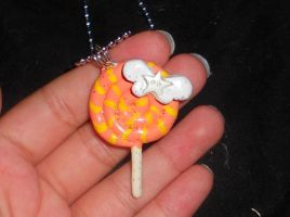 Lollipop Necklace by Love-Who
