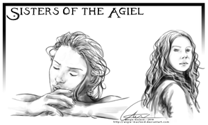 Sisters of the Agiel by ValkAngie
