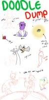 DOODLE DUMP PFF by Isihock