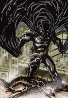 Batman DC new 52- Finished by dichiara