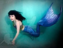 Underwater Mermaid by EarthFairy